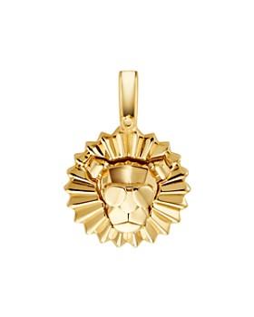 Michael Kors - Custom Kors 14K Gold-Plated Sterling Silver Lion Charm