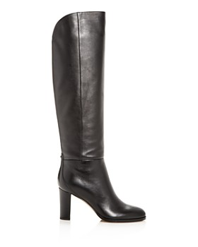 f679b3871f5 ... Jimmy Choo - Women s Madalie 80 High Block-Heel Boots