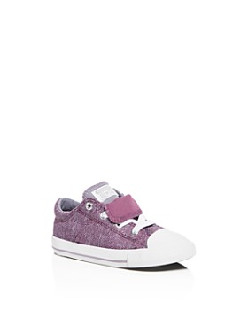 Converse - Girls' Chuck Taylor All Star Maddie Mouse Slip-On Sneakers - Baby, Walker, Toddler