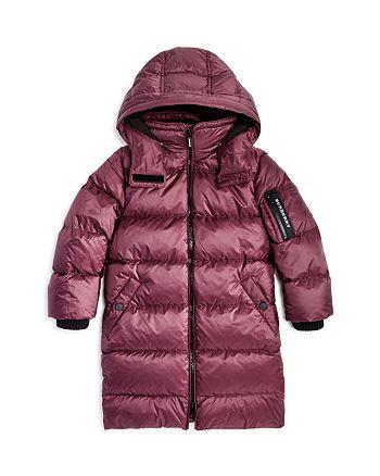 56e363ef26a Burberry - Girls  Briton Down Puffer Coat - Little Kid
