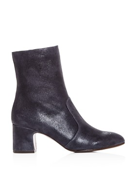 Chie Mihara - Women's Odin Nubuck Leather Block-Heel Boots