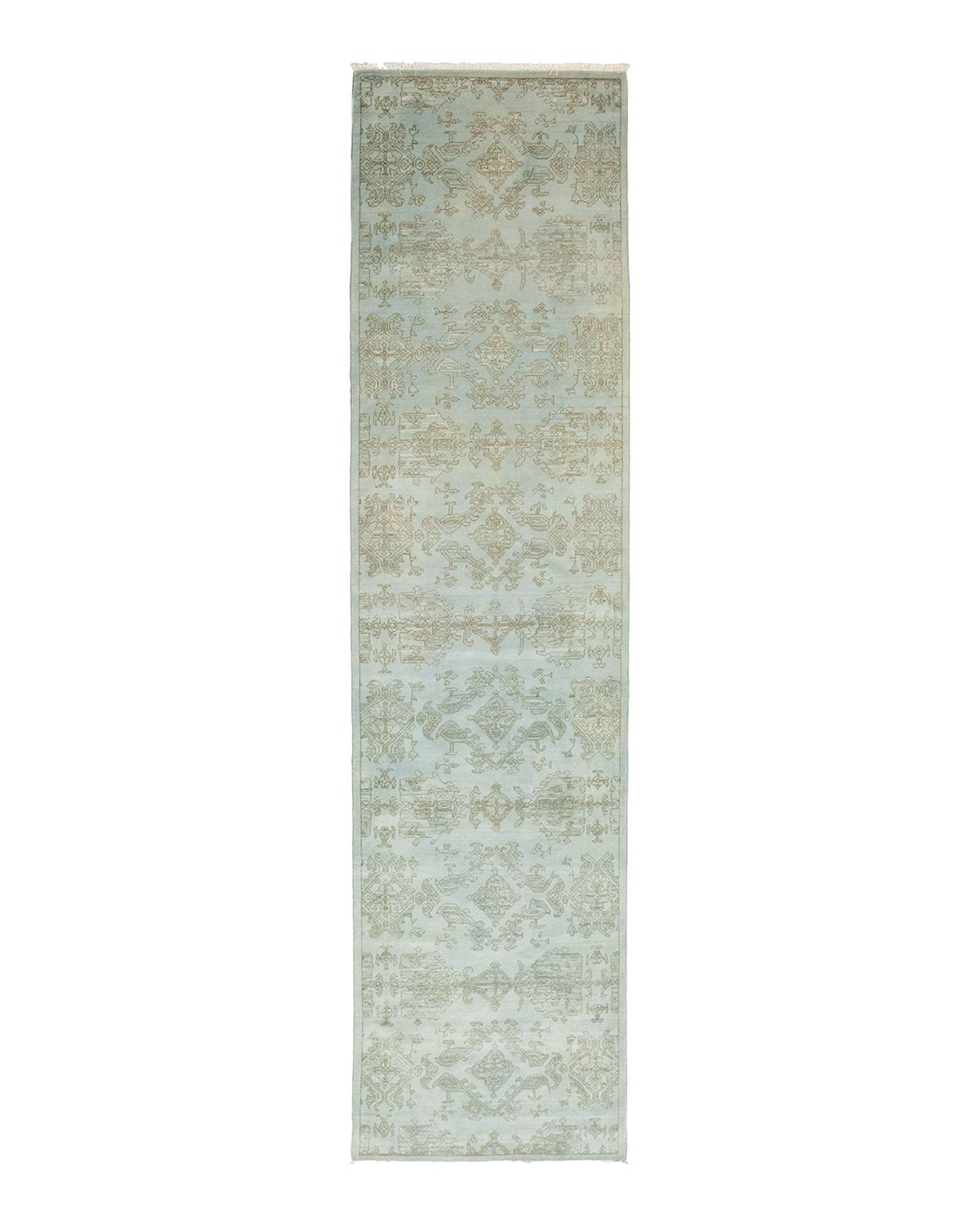 Solo Rugs Ziegler 4 Hand Knotted Runner Rug 3 X 12 3