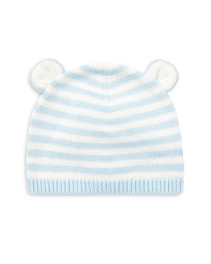 Ralph Lauren Boys' Bear-Ear Cotton Hat - Baby - Bloomingdale's_0
