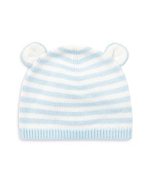 Ralph Lauren Boys BearEar Cotton Hat  Baby
