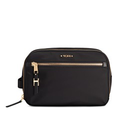 Tumi - Voyageur Erie Double Zip Cosmetic Case