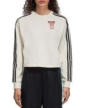 adidas Originals - adidas Originals Adibreak Cropped Sweatshirt