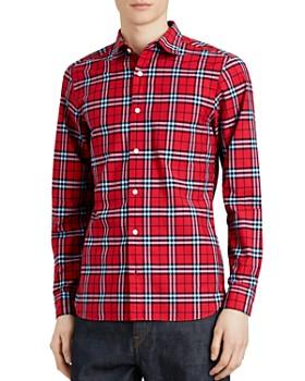 Burberry - Alexander Plaid Regular Fit Shirt