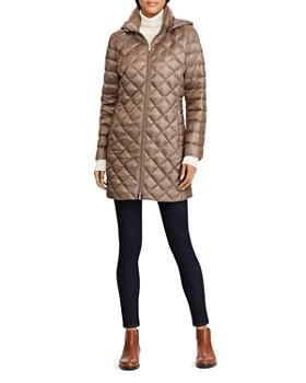 Ralph Lauren - Lauren Packable Down Coat