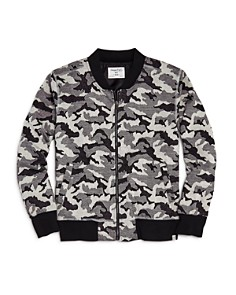 Sovereign Code - Boys' Camo-Print Jacket - Little Kid, Big Kid
