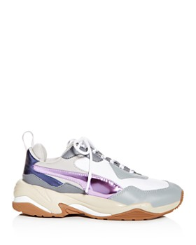 PUMA - Women's Thunder Electric Color-Block Lace Up Sneakers