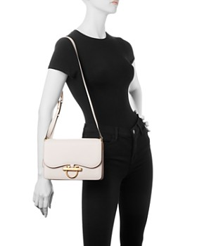 572782820c1 ... Salvatore Ferragamo - Medium Classic Flap Shoulder Bag