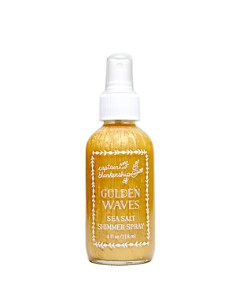 Captain Blankenship - Golden Waves Sea Salt Shimmer Spray 4 oz.
