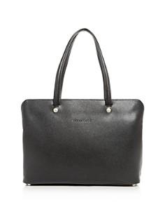 Longchamp - Le Foulonne Leather Tote