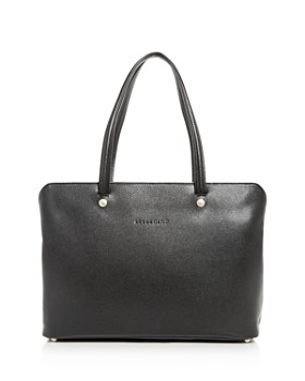 Longchamp - Le Foulonne Leather Tote