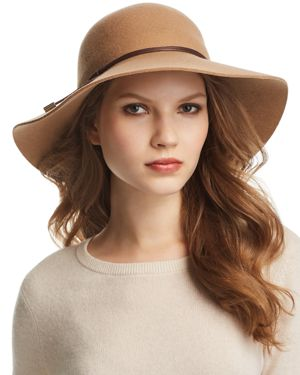 Wool Hat - Brown, Butterscotch/ Coffee