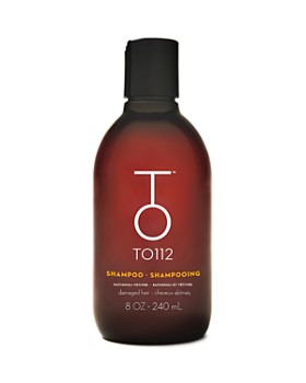 To112 - Patchouli Vetiver Shampoo for Damaged Hair