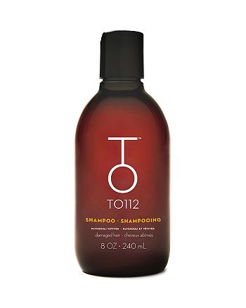 To112 - Patchouli Vetiver Shampoo for Damaged Hair 8 oz.
