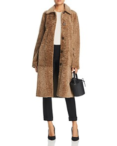Maximilian Furs - Maximilian Furs x Michael Kors Lamb Shearling Long Coat - 100% Exclusive