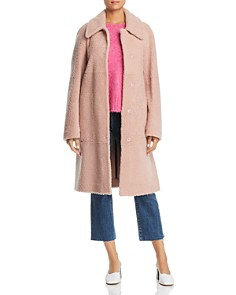 Maximilian Furs - Belted Lamb Shearling Coat - 100% Exclusive