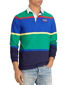 Polo Ralph Lauren - Hi Tech Classic Fit Rugby Shirt - 100% Exclusive