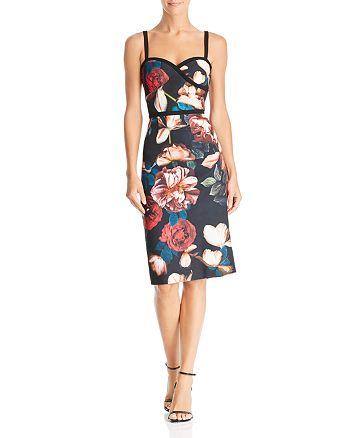 Black Halo - Daria Floral Dress - 100% Exclusive