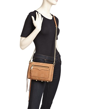 Rebecca Minkoff - Avery Medium Leather Crossbody