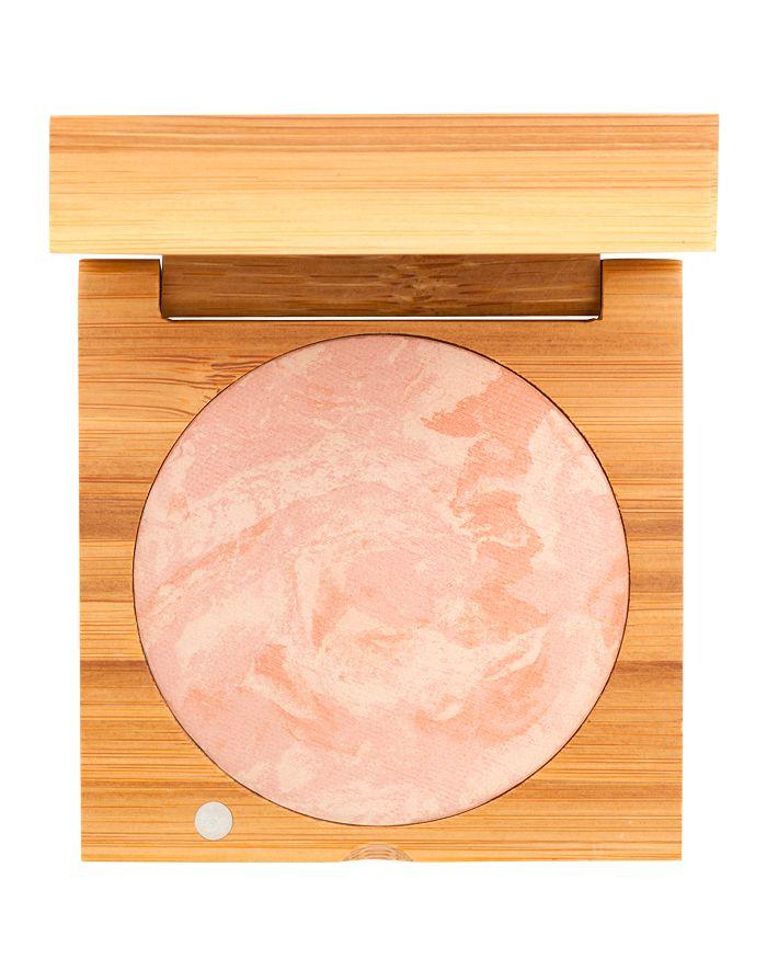 Antonym Cosmetics Certified Organicbaked Blush In Peach