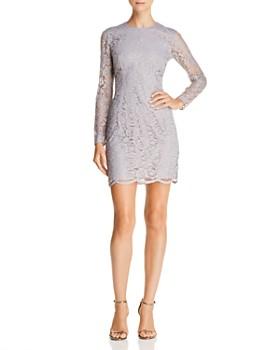 Dress the Population - Ash Lace Dress