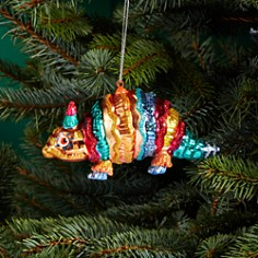 Bloomingdale's Armadillo Glass Ornament - 100% Exclusive _0