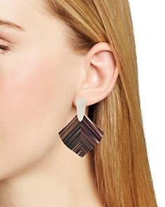 Kendra Scott - Astoria Geometric Drop Earrings