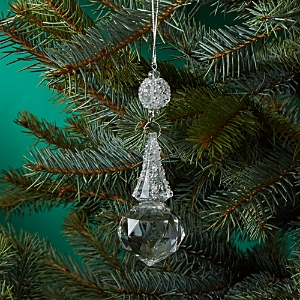 Bloomingdale's Glittered Drop Ornament - 100% Exclusive