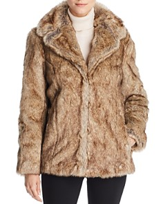 Unreal Fur - Earth Star Faux Fur Jacket