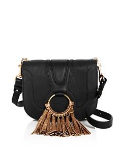 See by Chloé Hana Medium Leather Shoulder Bag - 100% Exclusive - Bloomingdale's_0