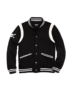 Hudson Boys' Baseball Jacket, Little Kid, Big Kid - 100% Exclusive - Bloomingdale's_0