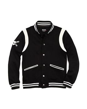 Hudson - Boys' Baseball Jacket, Little Kid, Big Kid - 100% Exclusive