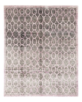 """Bloomingdale's - Modern 39 Hand-Knotted Area Rug, 7' 10"""" x 9' 10"""""""
