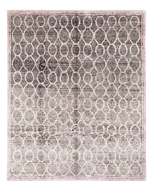 Solo Rugs Modern 39 Hand-Knotted Area Rug, 7' 10 x 9' 10