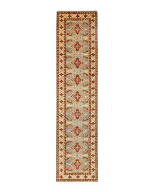 Solo Rugs Kazak 13 Hand Knotted Area Rug, 2' 6 x 10' 8