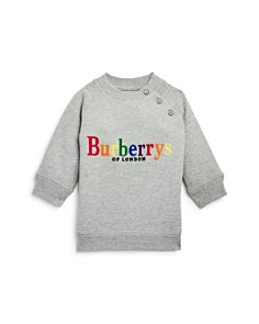 Burberry Girls' Mala Logo Sweatshirt Dress - Baby - Bloomingdale's_0