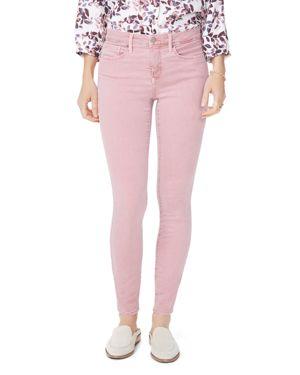 Petites Ami Skinny Jeans In Wood Rose
