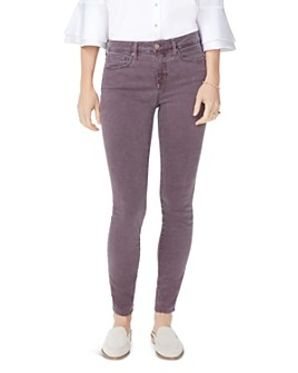 NYDJ - Ami Ankle Skinny Jeans in Pinedrop