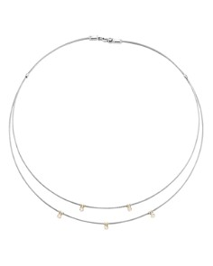 "ALOR Cable Necklace with Diamonds, 17.5"" - Bloomingdale's_0"