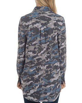 Lyssé - Schiffer Camo Tunic Shirt