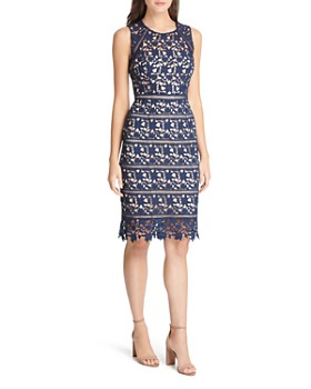 Eliza J - Lace Sheath Dress