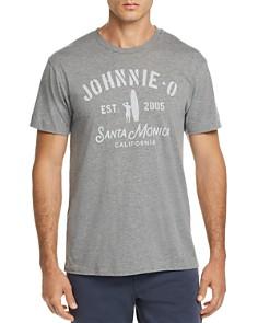 Johnnie-O - On Board Logo Graphic Tee