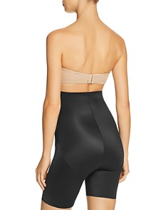 Fine Lines - Tummy Tux High-Waist Thigh Slimmer Shorts