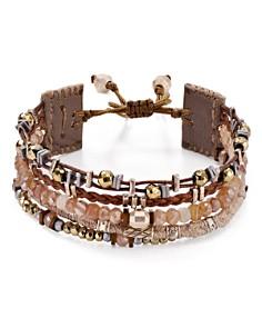 Chan Luu - Layered Stone Bracelet