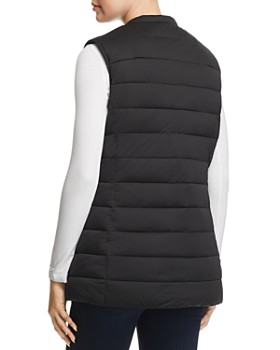 Save The Duck - Faux-Fur Lined Packable Vest
