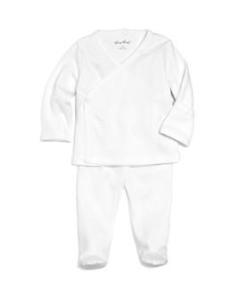 Kissy Kissy - Unisex Pointelle Take Me Home Shirt & Footie Pants Set - Baby