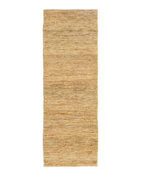 """Solo Rugs - Modern Hand-Knotted Runner Rug, 2'6"""" x 8'1"""""""